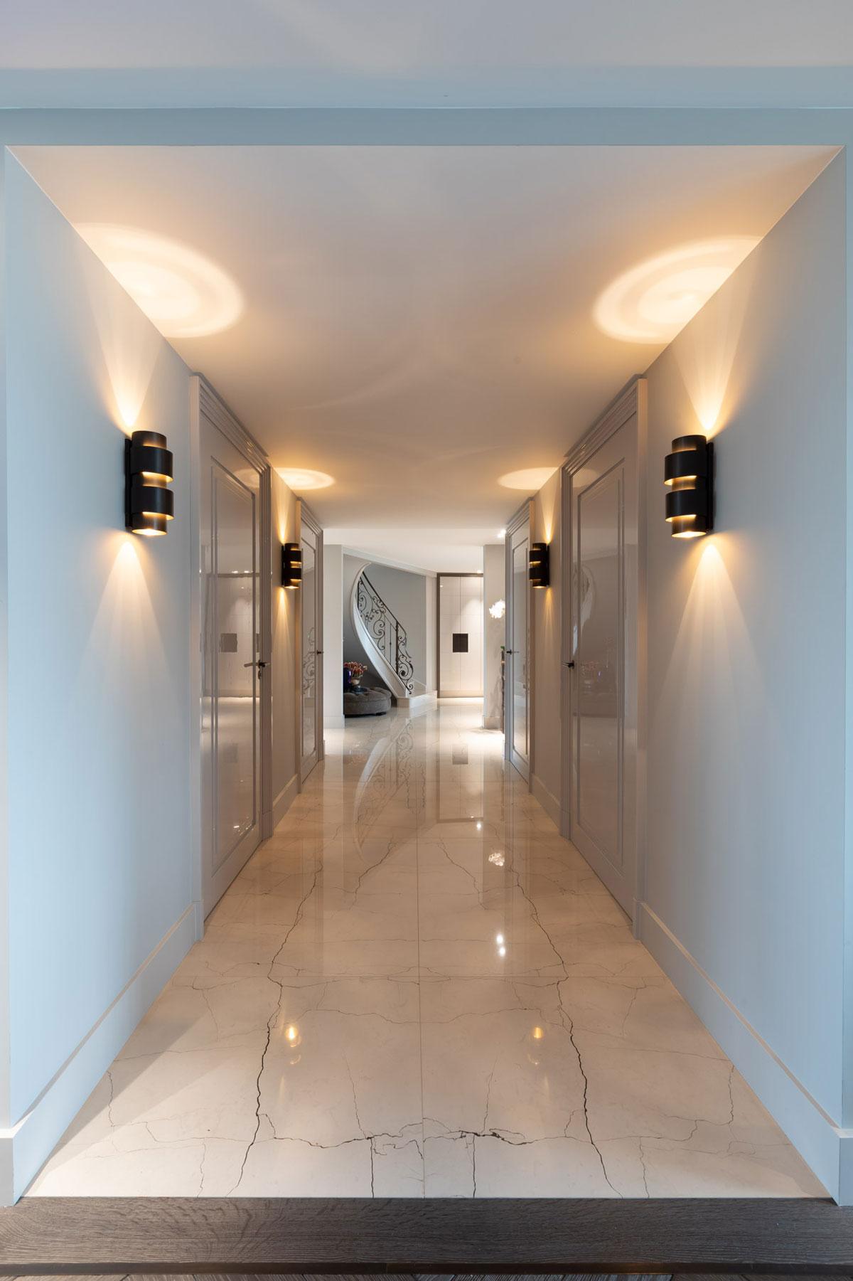Zecevo marmeren vloer voor een eric kuster project